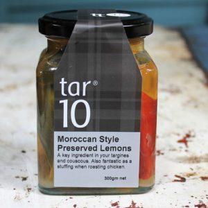 Tar10 Moroccan Style Preserved Lemons