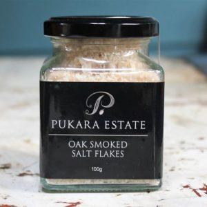 Oak Smoked Salt Flakes