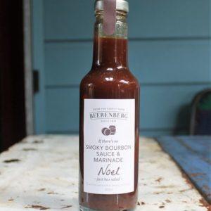 Beerenberg – Smoky Bourbon Sauce & Marinade
