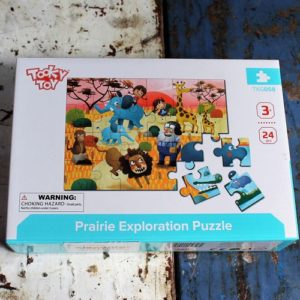 Jigsaw Puzzle – Prairie Exploration