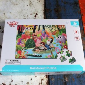 Jigsaw Puzzle – Rainforest