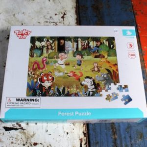 Jigsaw Puzzle – Forest