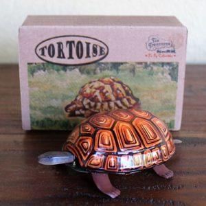 Tortoise – Tin Toy