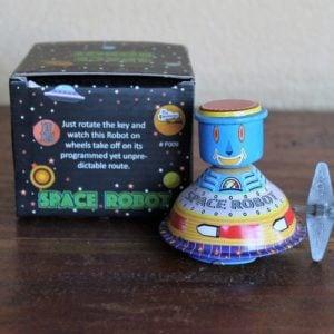 Space Robot – Tin Toy