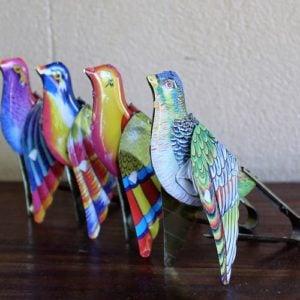 Whistling Bird – Tin Toy