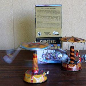Carousel – Tin Toy
