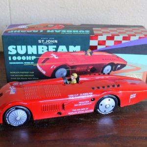 Sunbeam Racing Car – Tin Toy