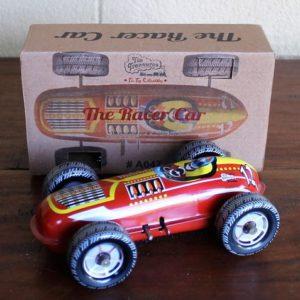 Racing Car – Tin Toy
