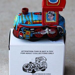 Tin Toy – Locomotive