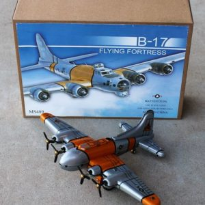 Tin Toy – Flying Fortress Plane