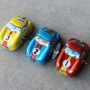 Tin Toy – Racing Car