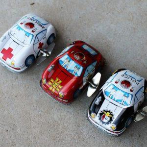 Tin Toy – Emergency Vehicle