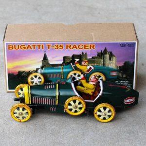Tin Toy – Bugatti Racing Car