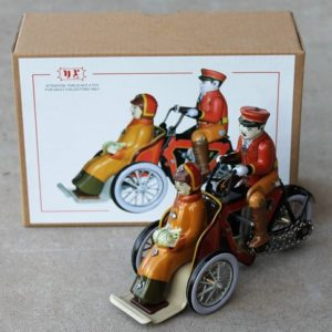 Tin Toy – Motor Tricycle