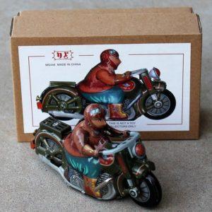 Tin Toy – Speedy Motorcycle