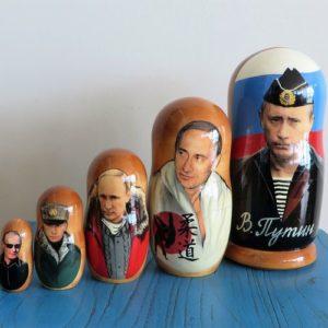 Matryoshka Doll – Vladimir Putin