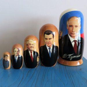 morpeth gift gallery hunter valley matryoshka dolls babushka nesting russian made set five ten hand vladimir putin painted mother's day