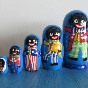 Matryoshka Doll Golliwogg