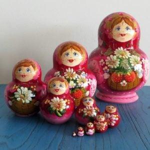 Rag Dolls & Books, Matryoska Dolls & Play Sets
