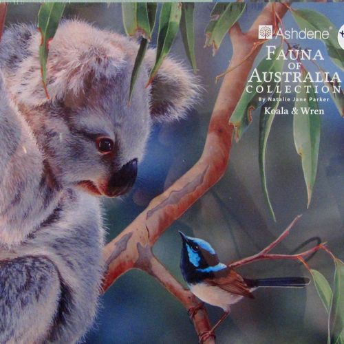 Morpeth Gallery Campbell's Store Gift Gallery Hunter Valley Jigsaw Puzzles Koala and Wren Natalie Jane Parker