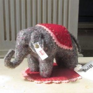 Uli Elephant Pin Cushion