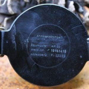 German Airforce Wrist Compass