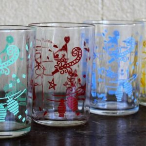 Christmas Party Glasses