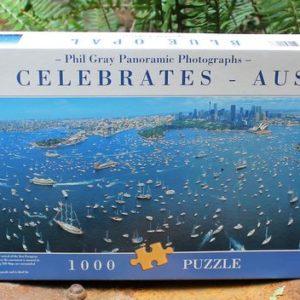 Jigsaw Puzzle – Sydney Harbour