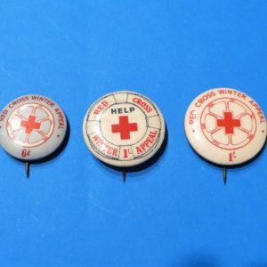 Australian Red Cross Winter Appeal Trio