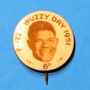 Fuzzy Wuzzy Appeal Badge
