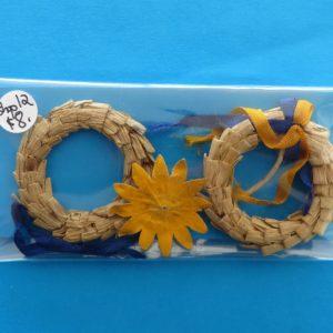 German Charity Relief Wreaths
