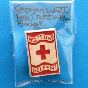 German Red Cross Charity Badge