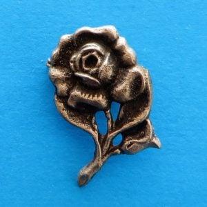 German Charity Relief Badge – Flower