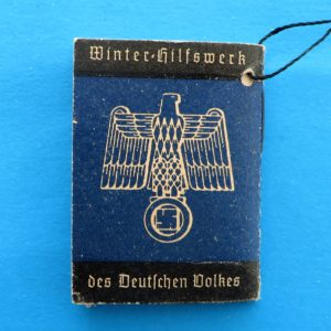 German Charity Relief Booklet