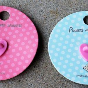 Erstwilder Pin – Heartfelt Hydrangea Pink