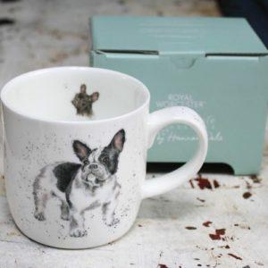 Wrendale Mug – French Bulldog
