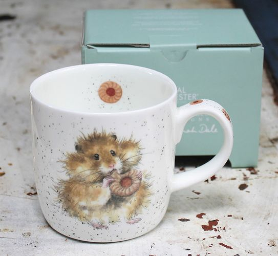 morpeth gift gallery hunter valley diet starts tomorrow mouse field wrendale royal worcester fine bone china mug coffee tea hot chocolate .31 litre 11 oz ounce