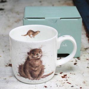 Wrendale Mugs – The River Gent (Otter)