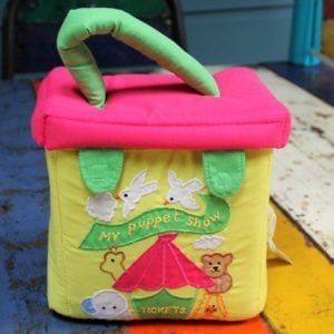 My Puppet Show Playset (Pink)