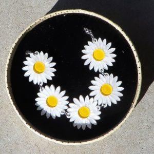 Erstwilder Necklace – She Loves Me (Daisy)