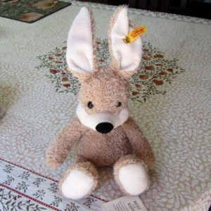Mr Cupcake, rabbit
