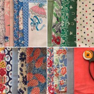 Feed Sack Fabric