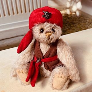 Morpeth teddy bears hunter valley charlie Minimo mohair Barnacle