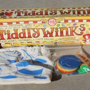 Tiddlywinks Game