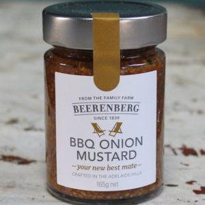 BBQ Onion Mustard