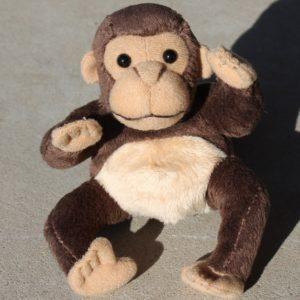 Finger Puppet – Monkey