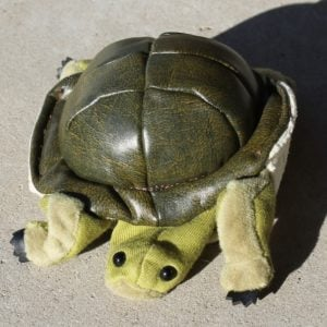 Finger Puppet – Tortoise