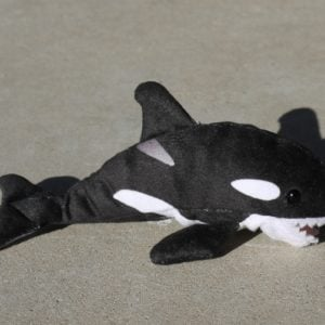 Finger Puppet – Orca Whale