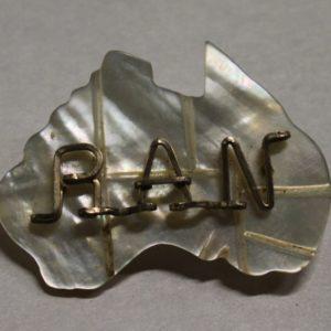 Royal Australian Navy Brooch