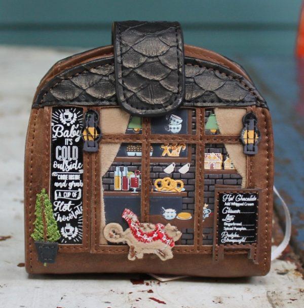 morpeth gift gallery hunter valley vendula winter cafe Christmas wallet purse coin large medium small handbag